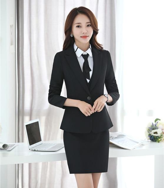 Blazer mujer para uniforme