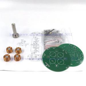 Image 3 - analog circuit intelligent DIY magnetic levitation Kit Push type magnetic suspension simulation system