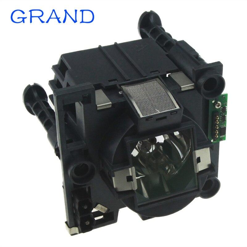Compatible Projector bulb with housing 400-0400-00 for F3 XGA/F3 /F3 SXGA /F30/F30 1080p/F30 SX+/F32 projectors HAPPY BATE replacement projector lamp 400 0003 00 for projection design f1 xga evo f1 sx f1 sxga f1 xga