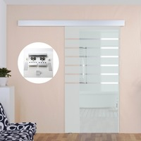 Frameless Glass Sliding Door Hardware