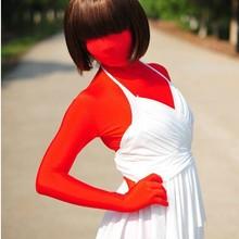 FZS056) пикантные женские лайкра спандекс полное покрытие тела фетиш Зентаи костюмы/колготки