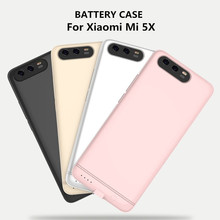 ZKFYS Portable Ultrathin Fast Charger Battery Case 6000mAh For Xiaomi Mi 5X Power External Charging