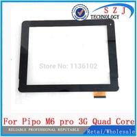 Nouveau 9.7 pouce MI Écran Tactile Panneau pour Pipo M6 pro 3G Quad Core Digitizer Verre IPS Tablet PC Capteur Écran Livraison gratuite