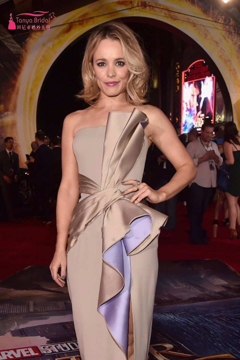 conew_rachel_mcadams_silver_strpless_thigh-high_slit_evening_prom_gown_doctor_strange_premiere_2016-2_conew1