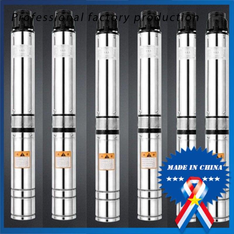 QGD1.8-50-0.5 Pompa Solare, 220 volt AC Bore Pompa Sommergibile Pompa Acqua