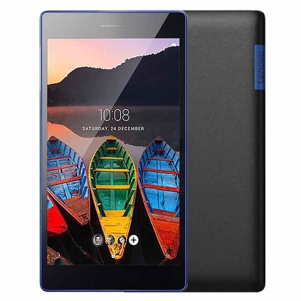 Original Lenovo Tab3 730M 7.0 inch MTK8735P Quad Core 1.0GHz RAM 2GB ROM 16GB Android 6.0 4G Phone Call Tablets PC, GPS 5MP
