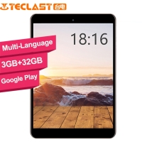 Teclast M89 tablet pc Hexa Core 3GB+32GB MTK8176 2.1GHz 7.9 inch GPS OTG Double Cameras Dual WiFi TF HDMI Type C