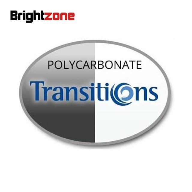 41b263b936 1.591 Ultra resistente policarbonato fotosensibles gris transiciones lentes  ópticas gafas miopía astigmatismo lentes de prescripción