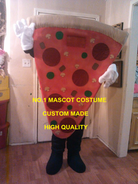 Carnival Halloween Theme.Us 264 96 8 Off Factory New Custom Pizza Mascot Costume Adult Fast Food Theme Carnival Halloween Christmas Food Mascotte Fancy Dress Kits 1815 In