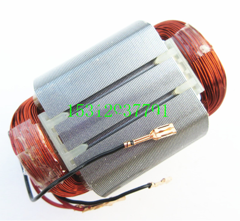 Stator Field  AC220-240V For MAKITA  9555NB 9554NB 9553NB 9555HN 9554HN 9555HN ESS061P110 9553HN