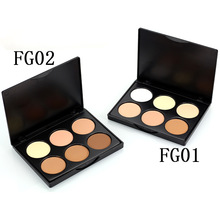 Popfeel 2017 New Color Makeup Repair And Control Oil Whitening And High-light Side Shadow Pancake