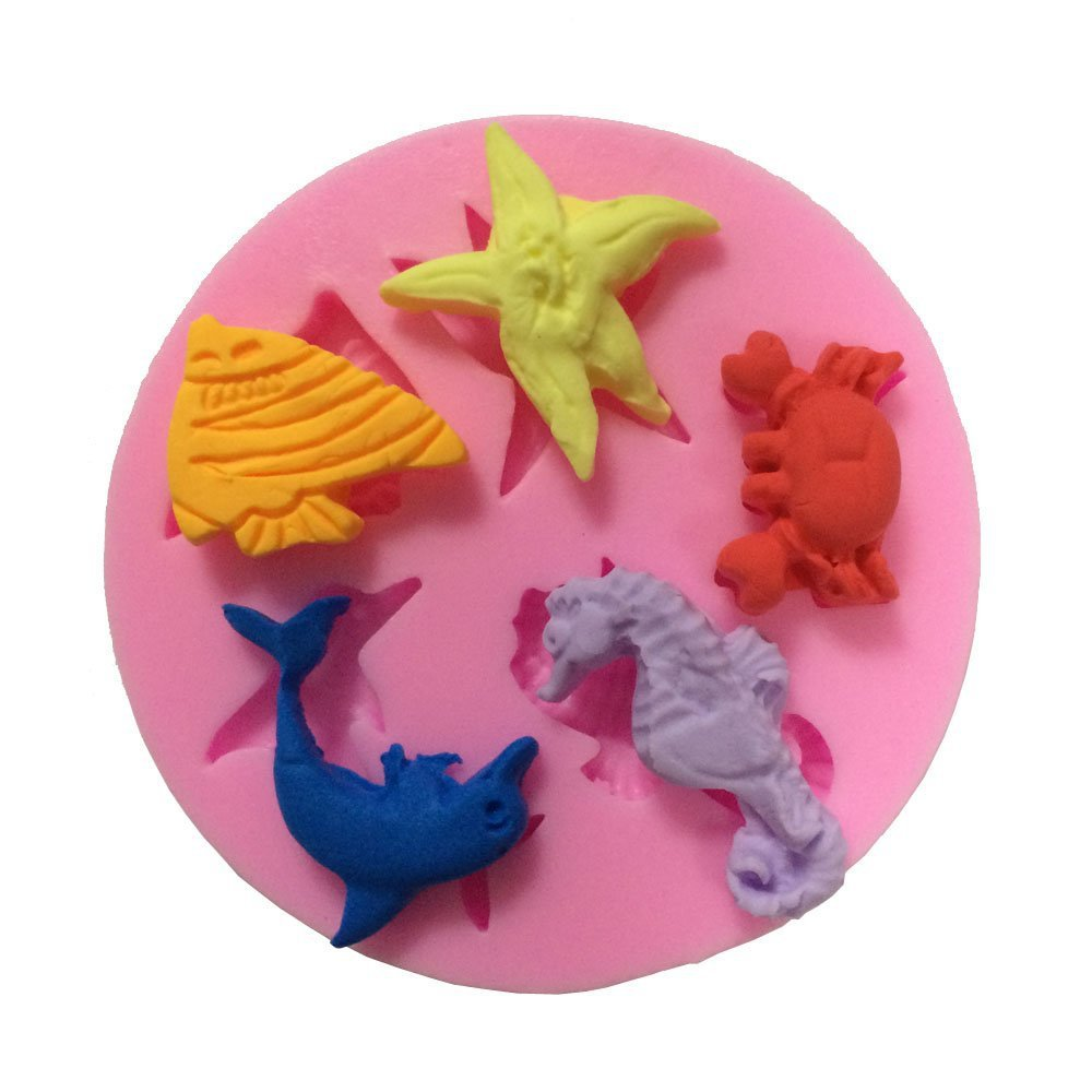 Online Buy Wholesale starfish candy mold from China starfish candy ...