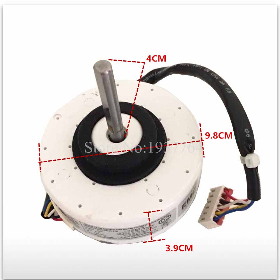 100% new for air conditioner motor WZDK20-38G-1 WZDK20-38G Fan motor good working elsker 38g