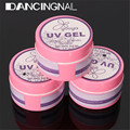 1pc Pink White Clear Transparent Professional 3 Color Options UV Gel Builder Glue Soak Off Nail Art Tips Manicure Extension