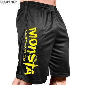 Trousers Shorts Sweatpants Bodybuilding Big-Size Jogger Sporting Beaching Casual New-Fashion