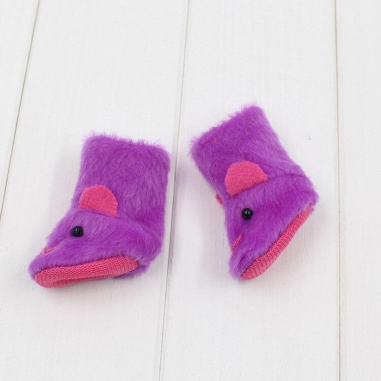 Neo Blythe Doll Animal Fluffy Boots 3