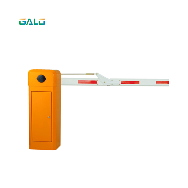 Industrial Duty Single Arm Barrier Gate Operator ,High quality machinery 90 Degree Barrier Gate 180 degree barrier gate automatic barrier car park barrier simple machines