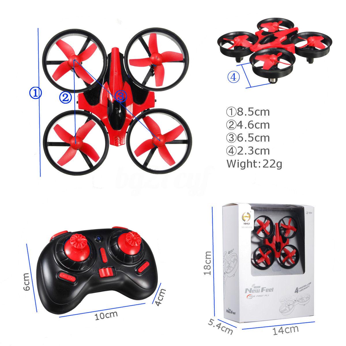 صغيرة United Drone اللعب 13