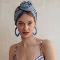 Baotou flower formative hair hood hairpin elegant female fashion joker headband
