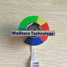 Projector Colour Color Wheel Model For  P1265 Replacement Color Wheel New