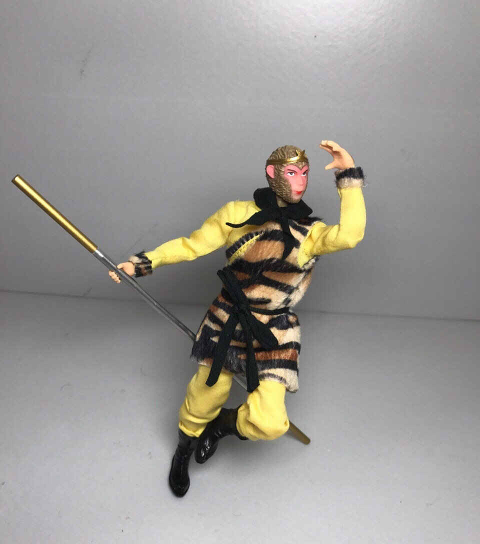 Journey to the West Full Set 1//12 Action Figure PVC The Monkey King 4 Models