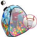 Baby Toys Tent 2017 New Arrivals Indoor Outdoor Play Tent Children Infant Camp Teepee Kawaii Elephant Dog Tents barraca HT3474