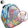 Brinquedos do bebê Jogar Tenda Crianças Tenda 2017 New Arrivals Interior Ao Ar Livre Infantil barraca de Acampamento Tendas Tenda Elefante Kawaii Cão HT3474
