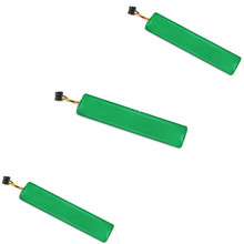 цена на 3pcs x 12V 4500mAh 4.5Ah NI-MH Replacement battery for Neato Botvac 70e 75 80 85 D75 D8 D85 Vacuum Cleaner battery high quality