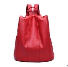 Новый Дизайн PU Кожа Рюкзаки Рюкзаки Для Девочек-Подростков Старинные Рюкзаки Горячий Продавать Женщин Дорожные Сумки Mochilas