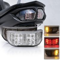 SPEEDPARK Motorcycle Rear taillight Tail Brake Turn Signals Integrated Led Light Lamp For Yamaha FZ1 FZ8 2006 2012