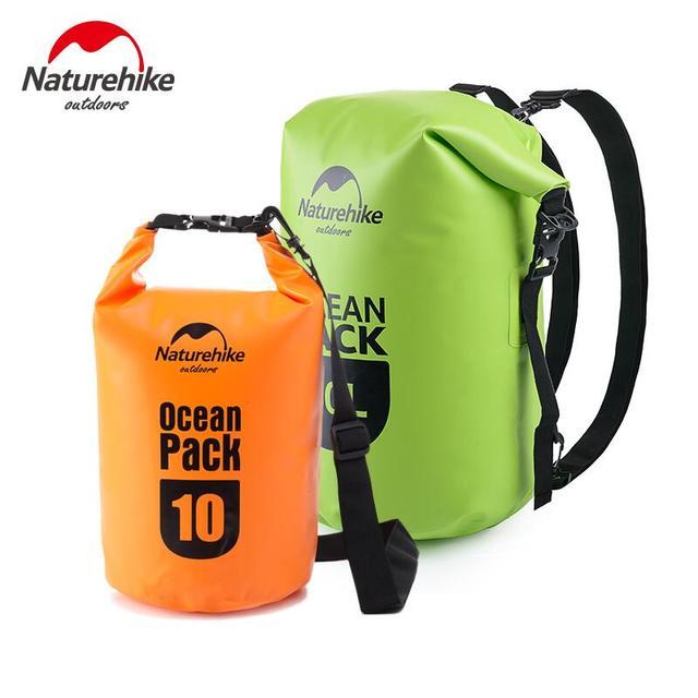 ece23ad43b Naturehike Outdoor Travel Waterproof River Trekking swimming Bag Drifting  Beach Clothes Mobile Phone Storage bag FS15M005-J