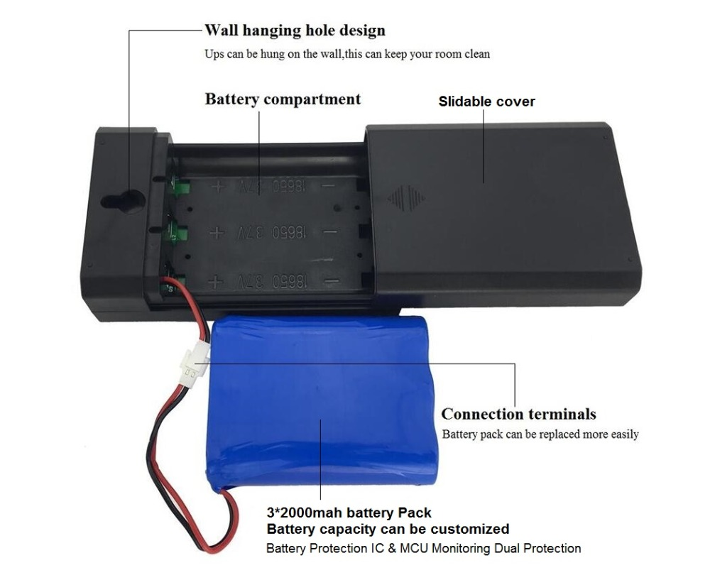 2017 Hot Sale Online Dc 12v Mini Ups For Router Cctv Camera 24w Power Electronic Schematic Design Backup Source Supply 2 10 Hours On Alibaba Group