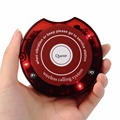 10 pcs Restaurante Pager Coaster F4475A Receptor Exigível para Equipamentos de Restaurante Sistema de Fila de Paginação Sem Fio
