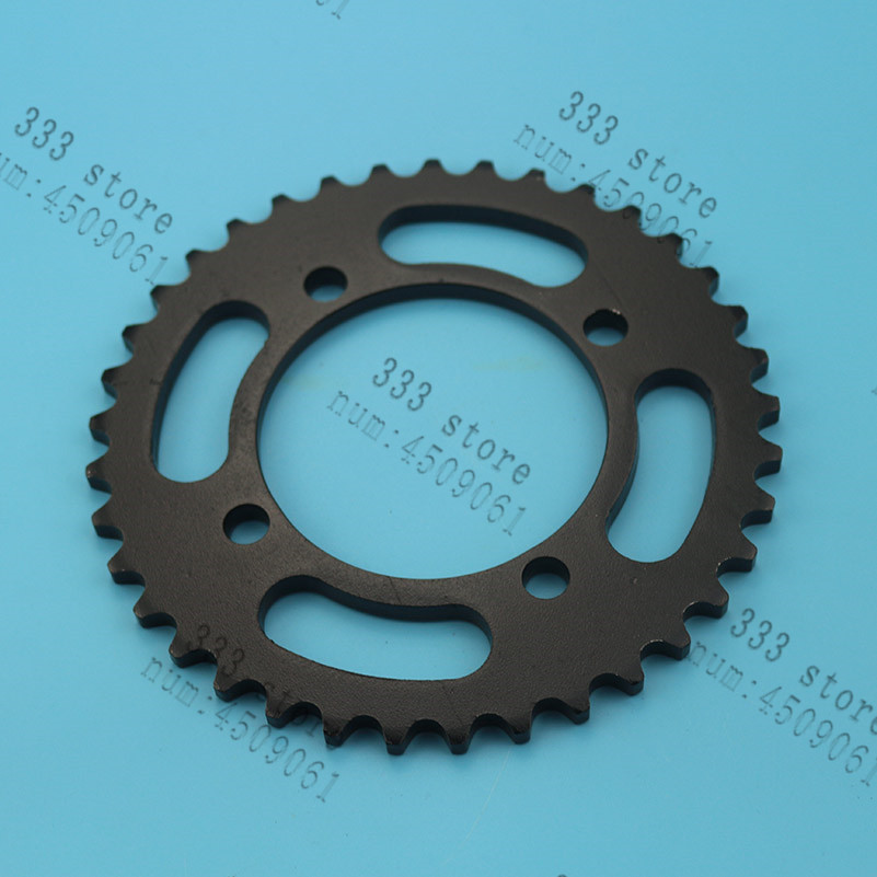37T 420 Drive Chain Rear Sprocket for 110cc 125cc 140cc Pit Dirt Bike