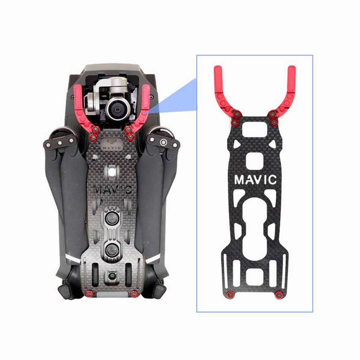 MAVIC PRO Gimbal Guard 3K Carbon Fiber Protective Board Gimbal Protector for DJI MAVIC PRO Drone aliexpress com online shopping for electronics, fashion, home  at reclaimingppi.co