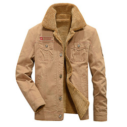 Men Jacket Coats Winter Military 3