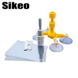 Sikeo ветровое стекло автомобиля Scratch ремонтные наборы оконные Инструменты для ремонта ветрового экрана трещина восстановление оконного