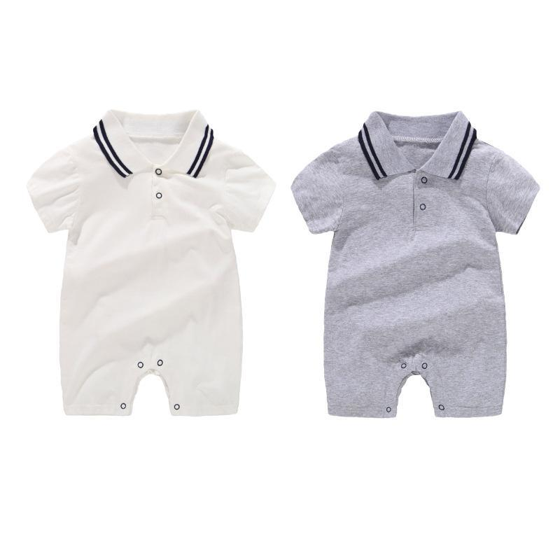 2019 mother children Spring Summer newborn baby clothes with cotton baby kid clothing boy   romper