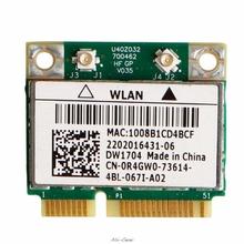 DW1704 R4GW0 BCM943142HM Wireless WiFi 300Mbps Bluetooth 4.0 Mini PCI-E Card