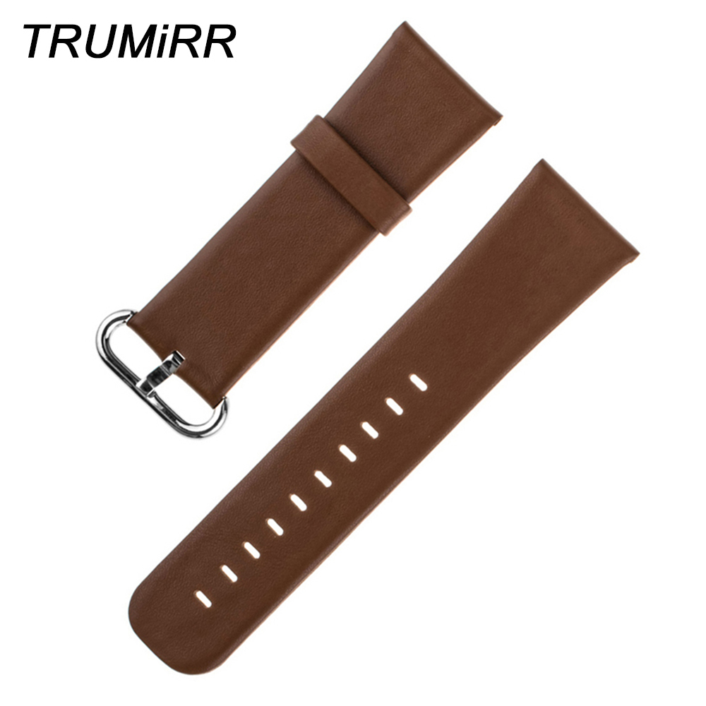 22mm 24mm Calf Genuine Leather Watchband + Tool for Diesel Men Women Wa