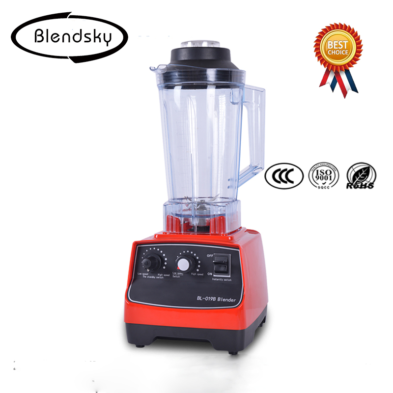 Industrial Kitchen Blender: Kitchen Home Appliances High Power Commercial Fruit Juicer