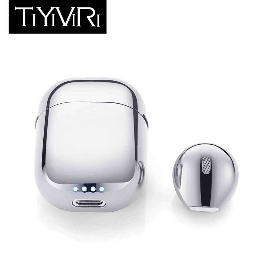 Mini IP8 TWS Bluetooth Earphone True Wireless Earbud Stereo Music Headset Hands-free With Charging Box For Samsung IPhone Single