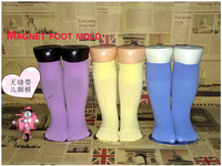 Wholesale Multifunction Stockings Sexy Foot Model Child Foot Mannequin Shoes Model Stand Display High Quality Short Child Style
