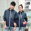 Brand Exercise Workout Jacket Men/Women Lovers Windbreaker Windproof Clothes Plus size S -5XL Coat Chaqueta Hombre
