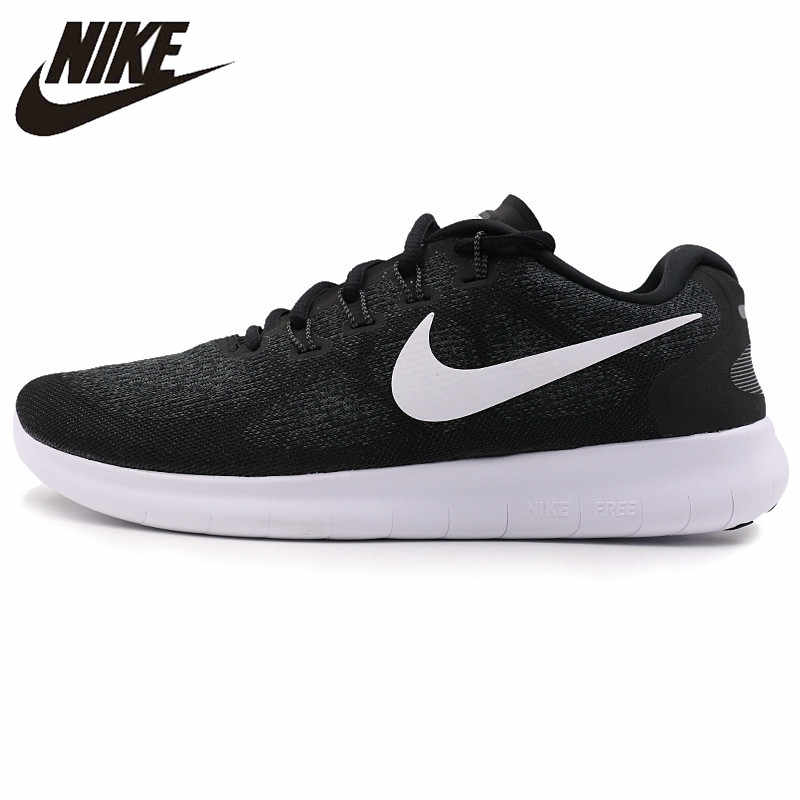 Nike Original 2018 Roshe Run Summer Breathable Free 5.0 Men s Running Shoes  Sneakers Trainers 6f260166cdc5