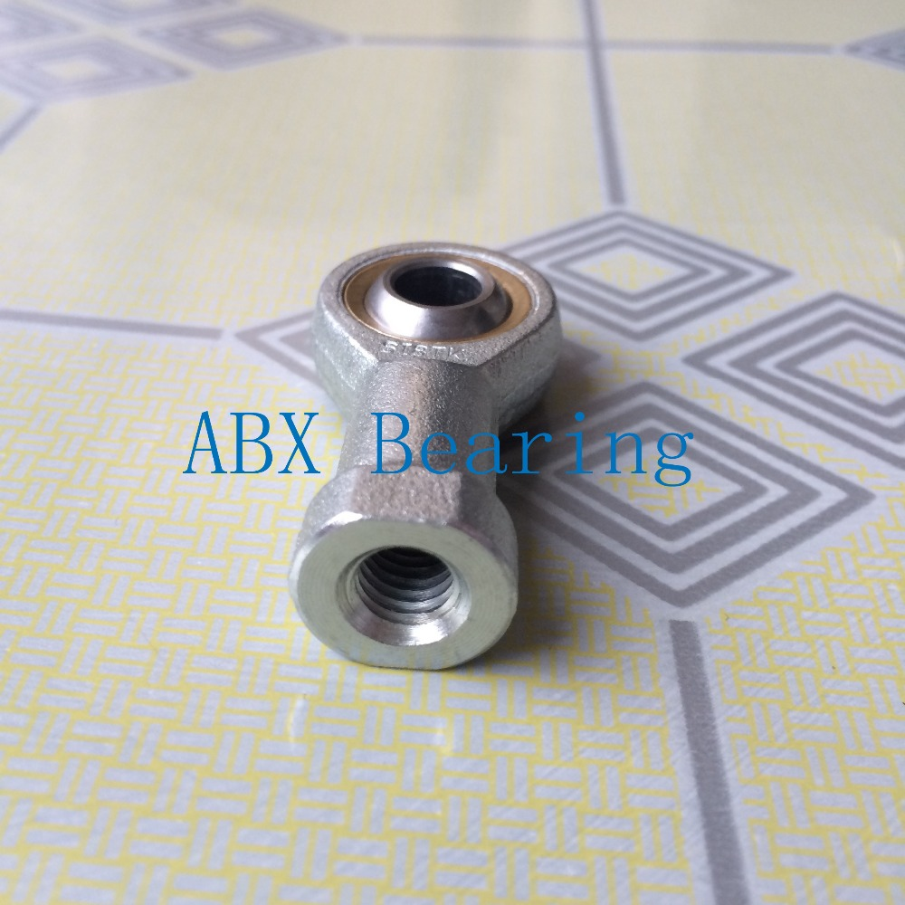 8mm SI8T/K PHSA8 SI8TK SI8 rod end joint bearing metric female right hand thread M8X1.25mm rod end bearing