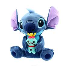 New Lilo & Stitch Plush For Girls Boys 25cm Kids Stuffed Toys Children Christmas Gifts