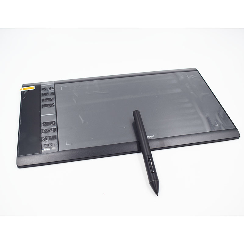 Ugee M708 USB Drawing Graphic Tablet Board 10x6 with Cordless Digital Pen 2048 Levels Pen Graphic Tablet tableta Hot Keys huion p608n usb 26 function keys graphic tablet black