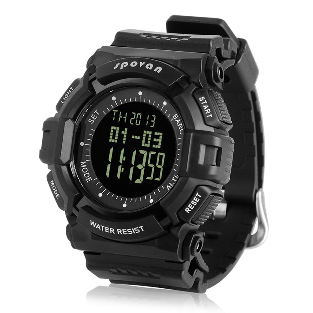 SPOVAN Sport Klokker for menn Militær Watch Design Klokke - Herreklokker - Bilde 3