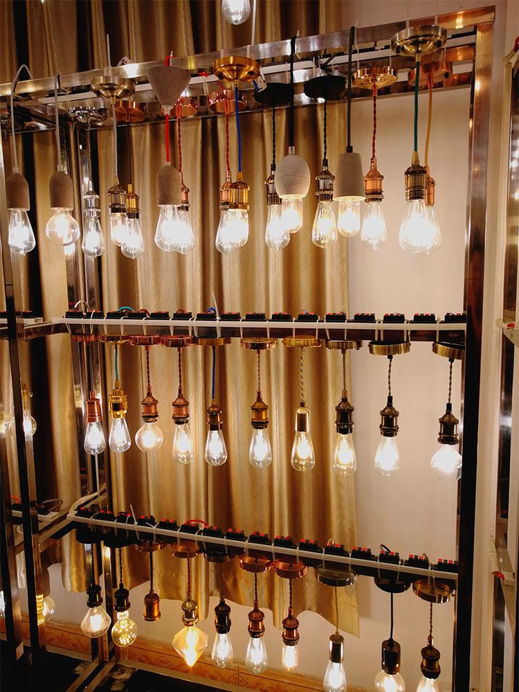 lamp base holder detail-5